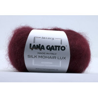 Пряжа суперкид мохер с шёлком Silk Mohair Lux