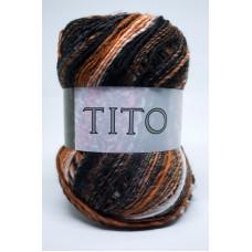 Пряжа полушерсть Tito