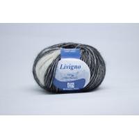 Пряжа альпака с хлопком Livigno Print