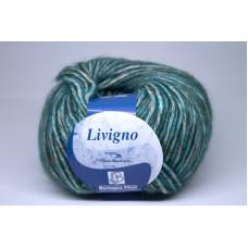 Пряжа альпака с хлопком Livigno