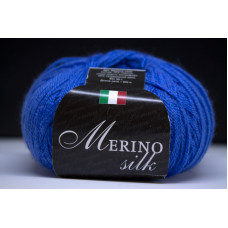 Пряжа меринос с шёлком Merino Silk