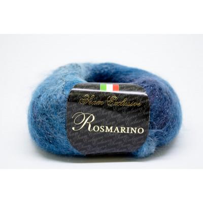 Пряжа кид мохер с шерстью Rosmarino (Италия)