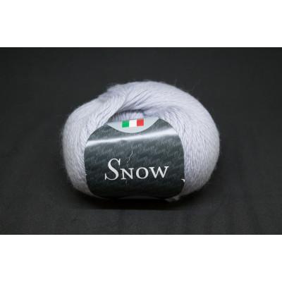 Итальянская пряжа шерсть Snow