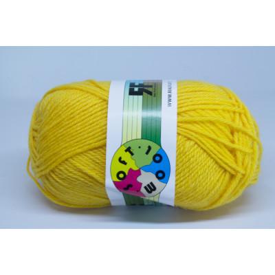 Пряжа полушерсть Soft Wool (Италия)